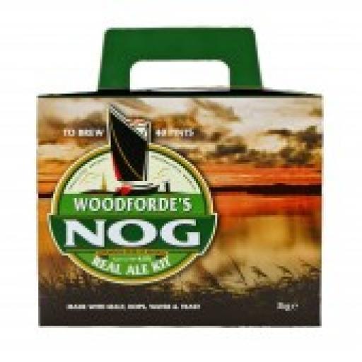 Woodfordes Ales Norfolk Nog