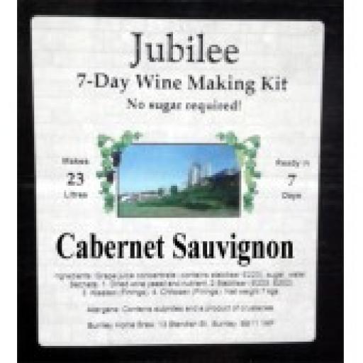 Jubilee Cabernet Sauvignon