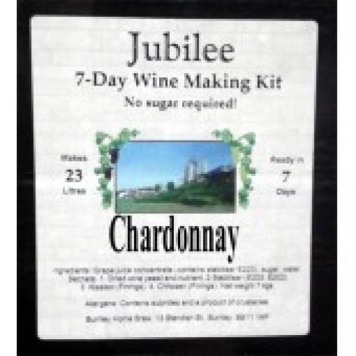 Jubilee Chardonnay