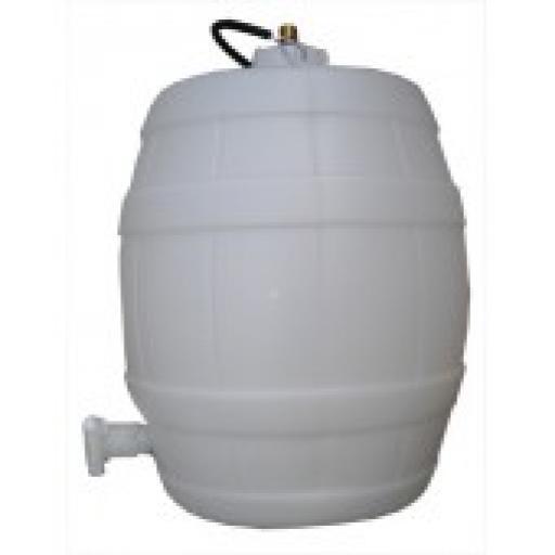 """25 ltr Barrels with S30 valve 2"""" neck"""