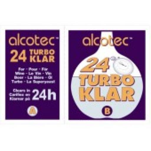Alcotec 24 Hour Turbo Klar