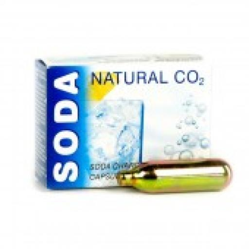 Soda Natural CO2 Bulbs
