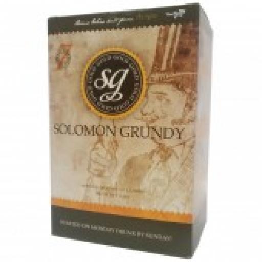 Solomon Grundy Medium Dry White 30 Bottle