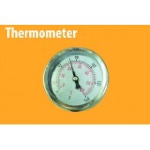Conical Fermenter Kit - Thermometer