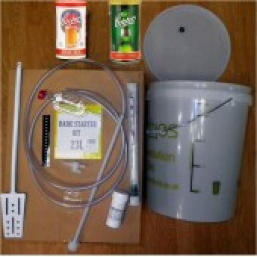 Ritchie Starter Kit