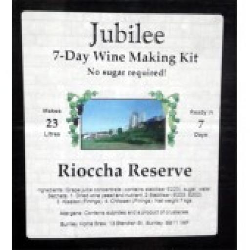 Jubilee Rioccha Reserve