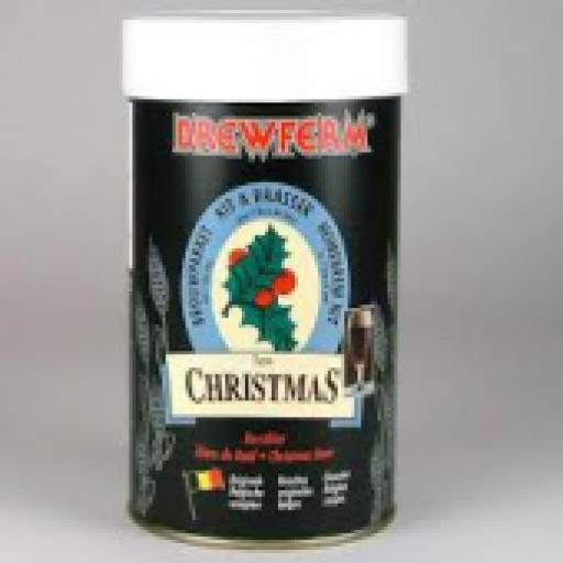 Brewferm Christmas