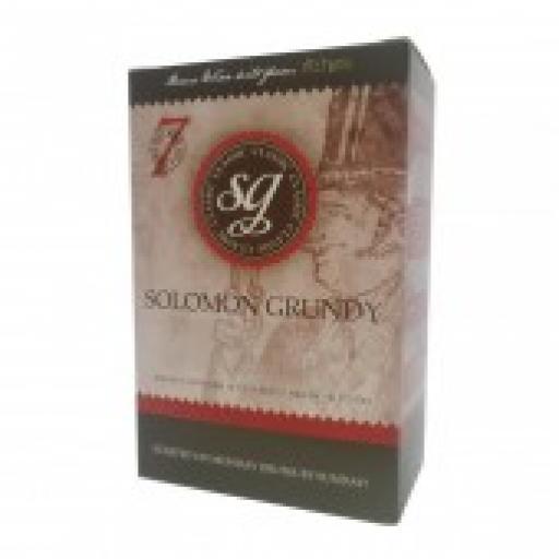 Solomon Grundy Medium Sweet White 30 Bottle