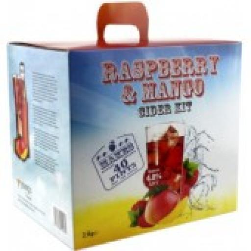 Young's Raspberry & Mango Cider Kit