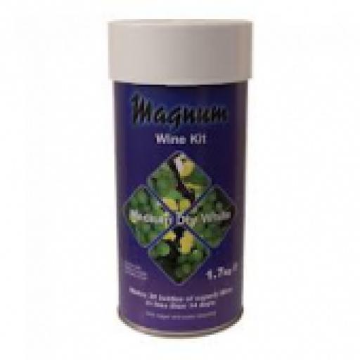 Magnum 1.7kg Medium Dry White