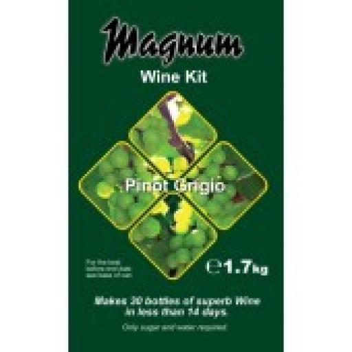Magnum 1.7kg Pinot Grigio