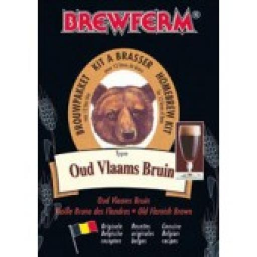 Brew Ferm Ould Vlaams Bruin