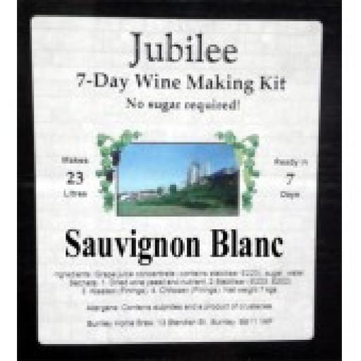 Jubilee Sauvignon Blanc