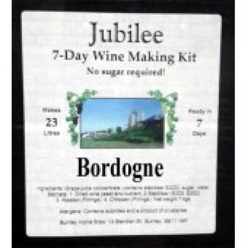 Jubilee Bordogne (Bordeaux)
