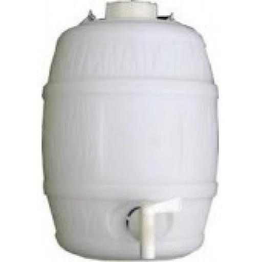 "25 ltr Barrels with Pin valve valve 2"" neck"