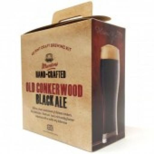 Munton's Hand-Crafted Old Conkerwood Black Ale