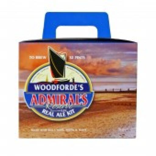 Woodfordes Ales Admirals Reserve