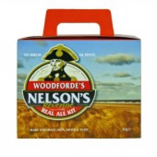 Woodfordes Ales Nelsons Revenge