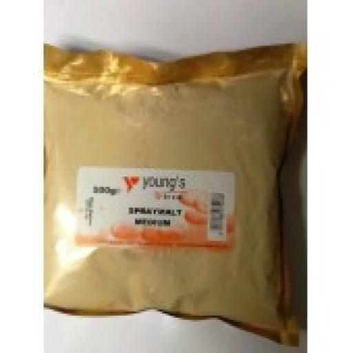 Young's Spraymalt Medium 500g