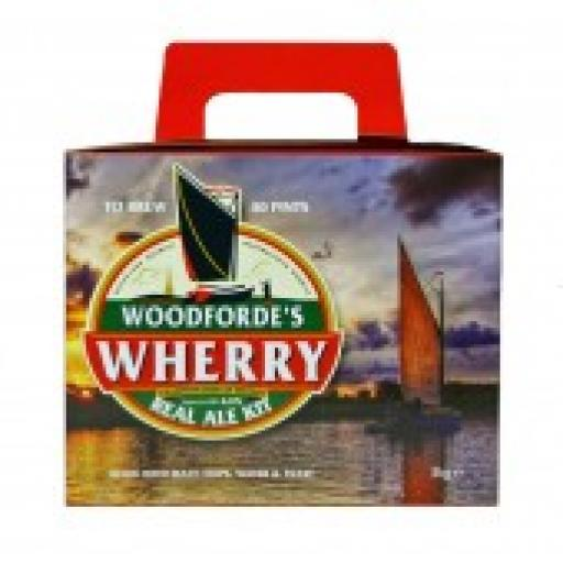 Woodfordes Ales Wherry Bitter