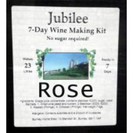 Jubilee Rose