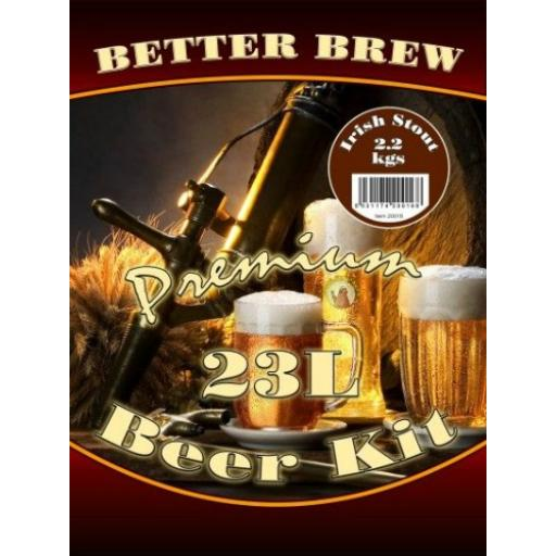 Better Brew Irish Stout 2.1kg
