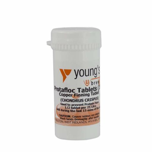 Young's Protafloc Tablets