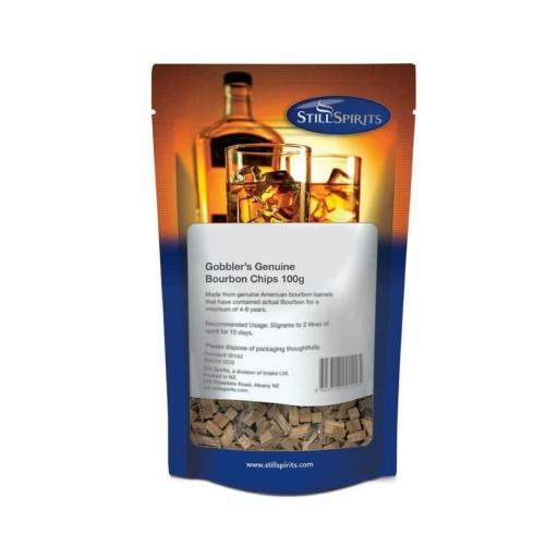 Still Spirits Gobbler's Genuine Bourbon Chips