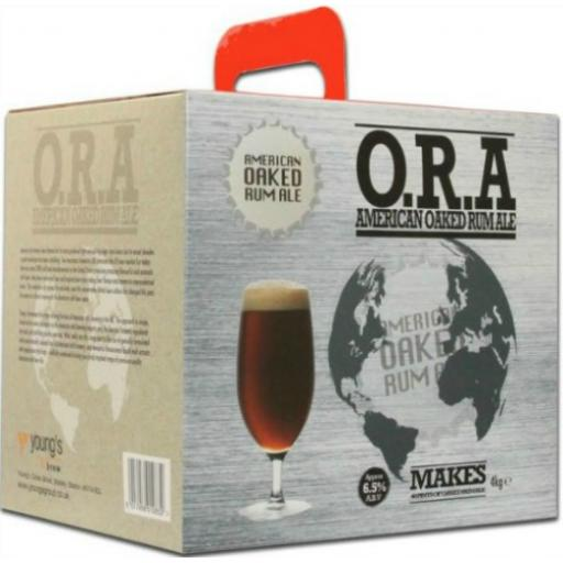 Young's .O.R.A - American Oaked Rum Ale