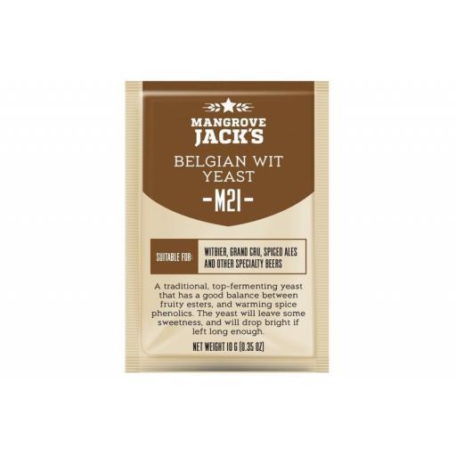 Mangrove Jack's M21 Yeast