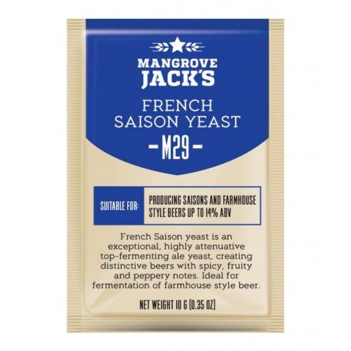 Mangrove Jack's French Saison Yeast M29