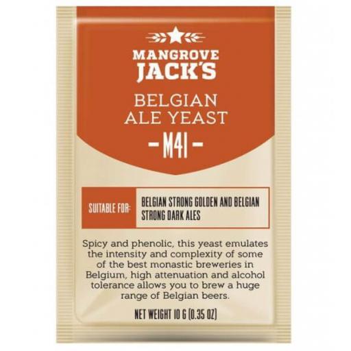 Mangrove Jack's Belgian Ale Yeast M41