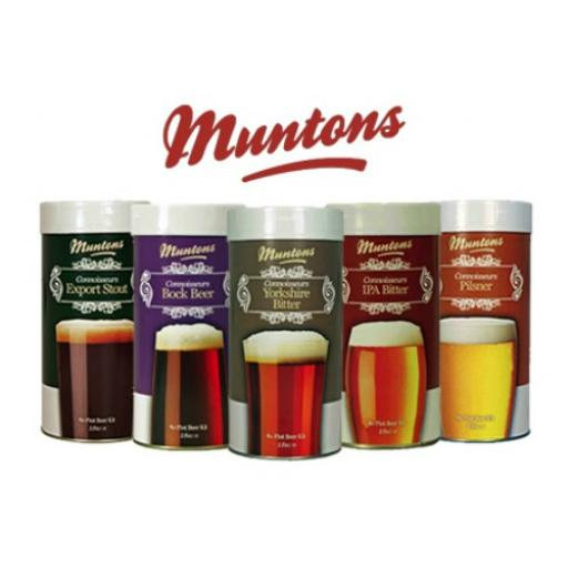 Muntons Connoisseurs Traditional Bitter