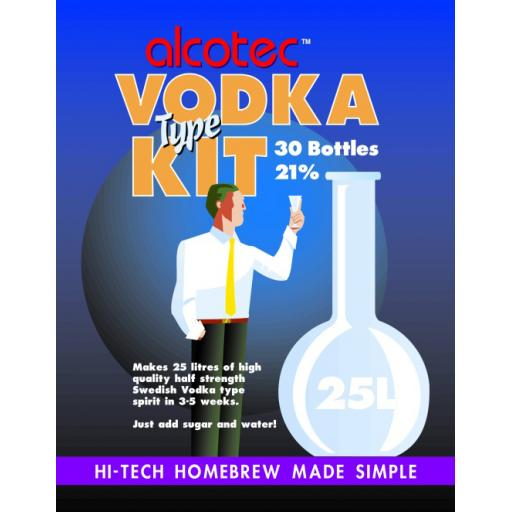 Alcotec Vodka Kit