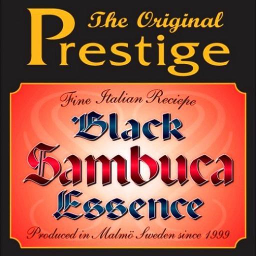 Prestige Essences Black Sambuca