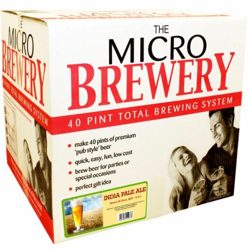 """Micro Brewery Young's - """"IPA"""" System"""
