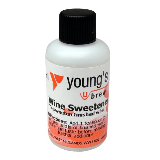 Young's Wine Sweetener 50ml