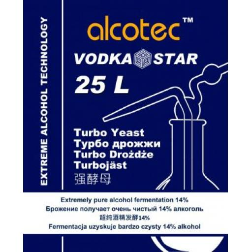 Alcotec Vodka Star Turbo Yeast