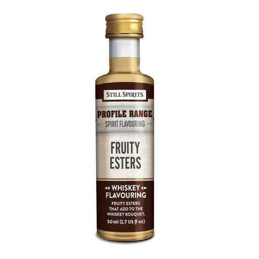Still Spirits Whiskey Profile: Fruity Esters