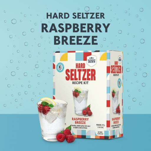 Mangrove Jack's Hard Seltzer - Raspberry Breeze