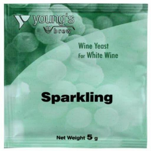 Young's Sparkling Yeast