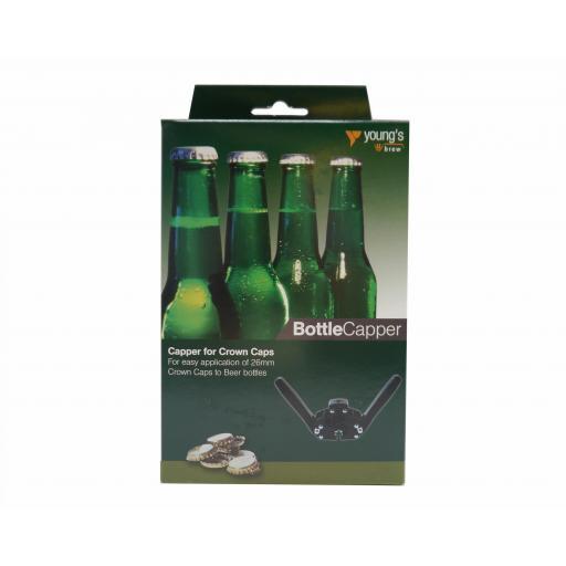 Young's Beer Bottle Capper