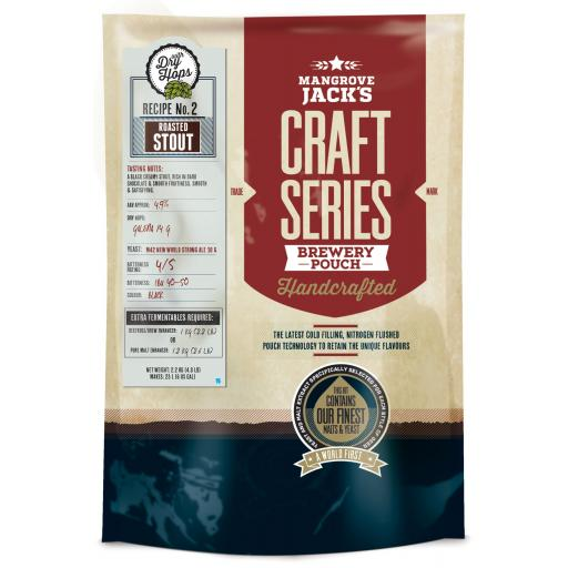 Mangrove Jack's Craft Series Roasted Stout