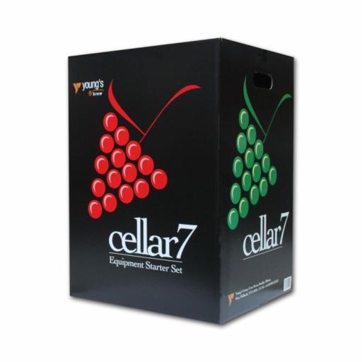 Young's Cellar 7 Starter Kit Including Spanish Rojo