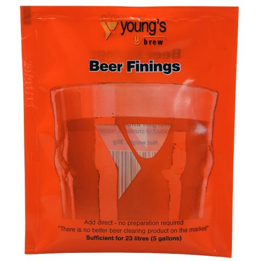 Young's Beer Finings