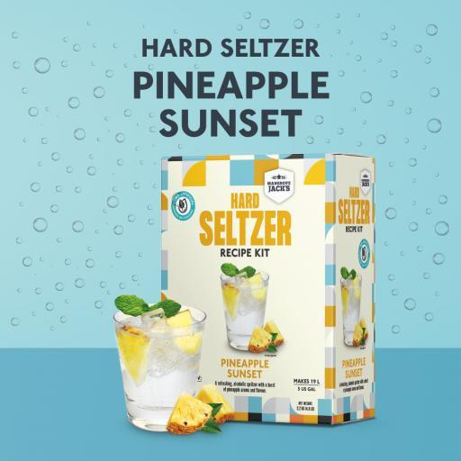 Mangrove Jack's Hard Seltzer - Pineapple Sunset