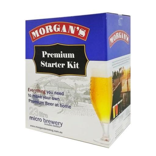 Morgan's Premium Starter Kit