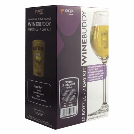 WineBuddy White Zinfandel