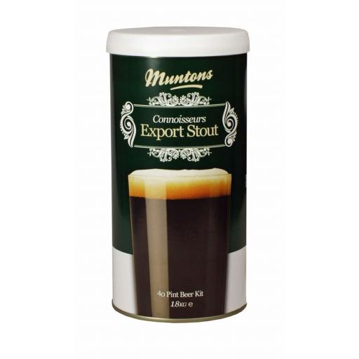 Muntons Connoisseurs Export Stout