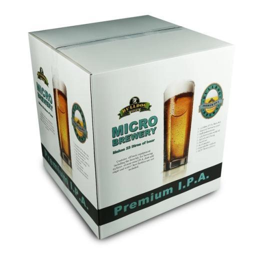 Bulldog Micro Brewery - IPA